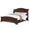 Cameron Cherry Queen Panel Bed