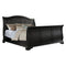 Cameron Charcoal King Sleigh Bed