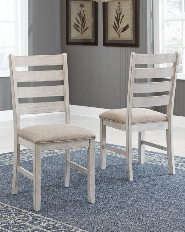 Skempton Signature Design by Ashley Dining UPH Side Chair 2CN image