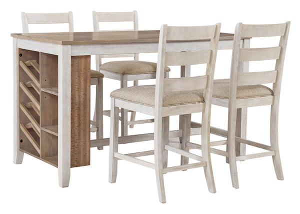 Skempton Signature Design 5-Piece Dining Room Set image