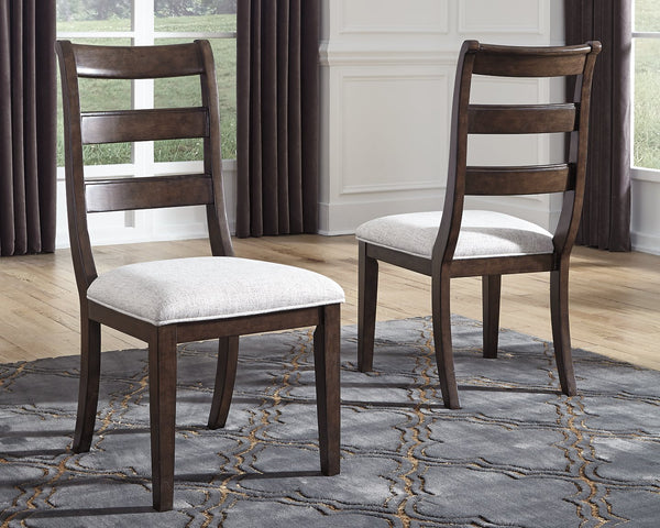 Adinton Signature Design by Ashley Dining Chair Set of 2