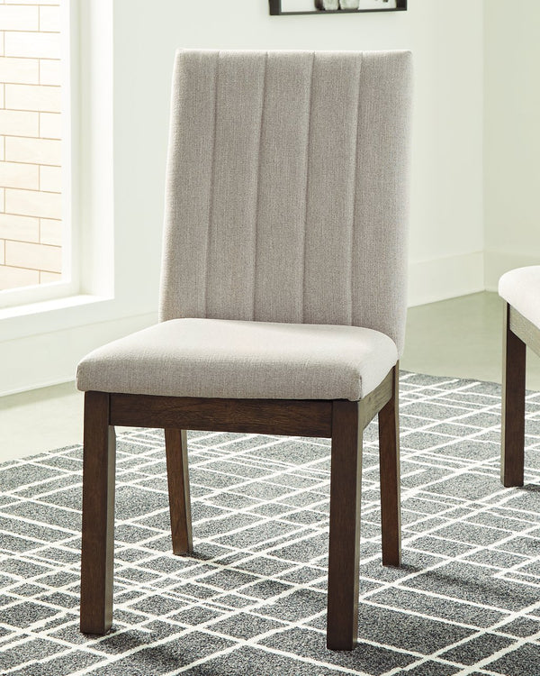 Dellbeck Millennium by Ashley Dining Chair Set of 2