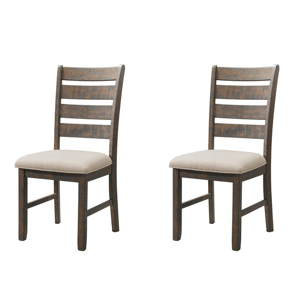 Jax Ladder Back Side Chair Set of 2