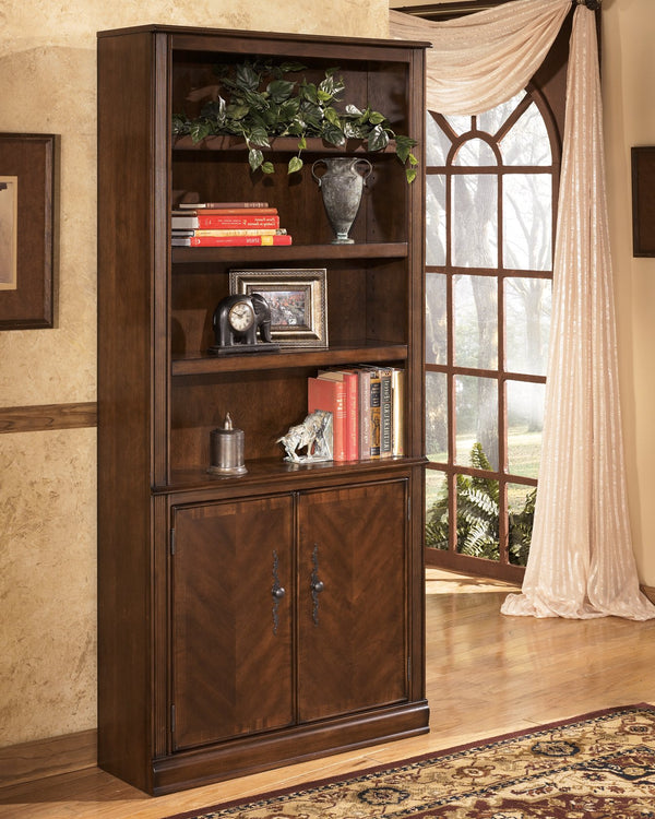 Hamlyn Signature Design by Ashley Bookcase image