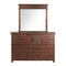 Jax Dresser & Mirror Set