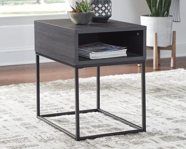 Yarlow Signature Design by Ashley End Table image