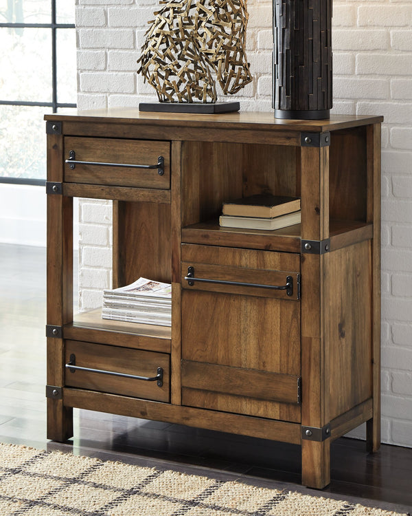 Roybeck Signature Design by Ashley Accent Cabinet