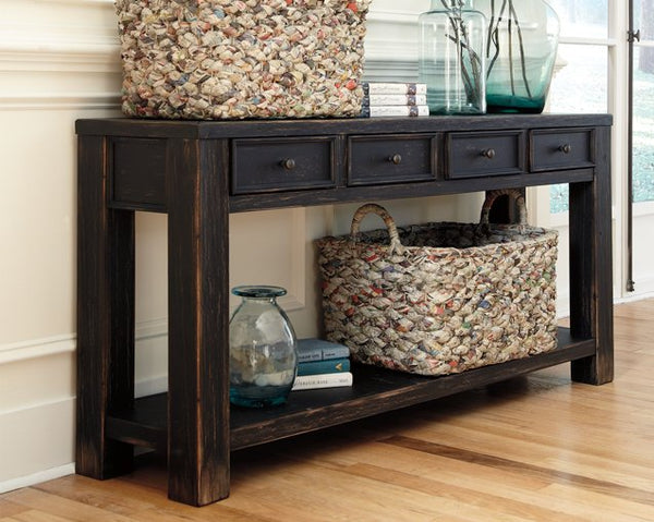 Gavelston Signature Design by Ashley Sofa Table