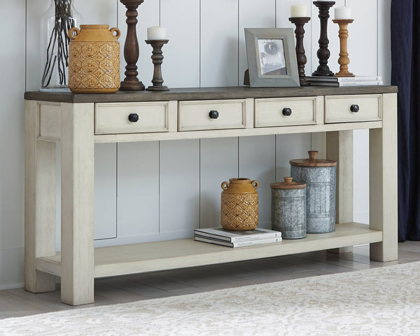 Bolanburg Signature Design by Ashley Sofa Table