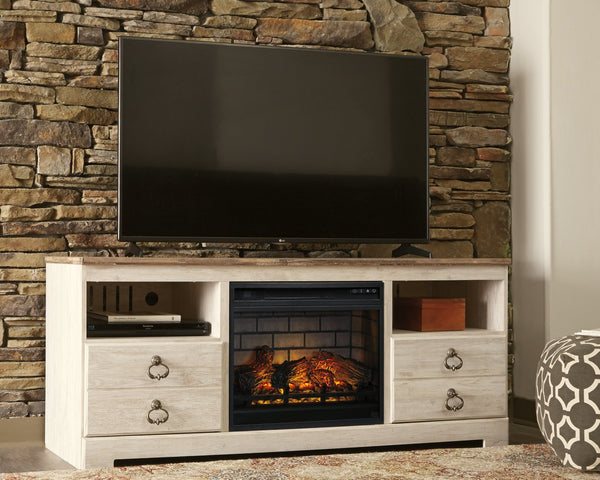 Willowton Signature Design by Ashley TV Stand image