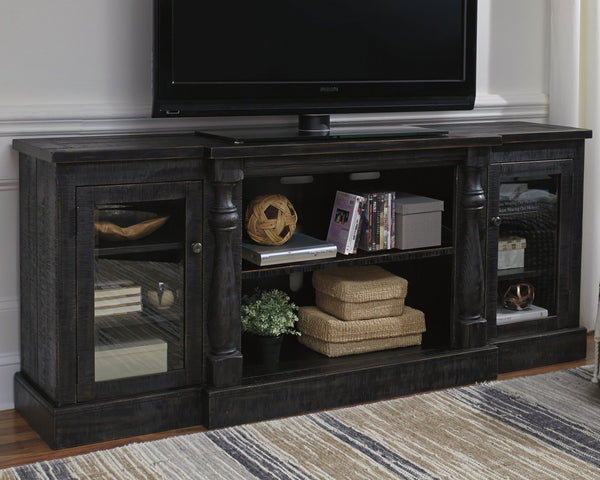 Mallacar Signature Design by Ashley TV Stand image