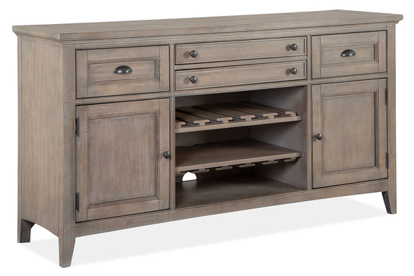 Magnussen Furniture Paxton Place Buffet in Dovetail Grey D4805-14 image