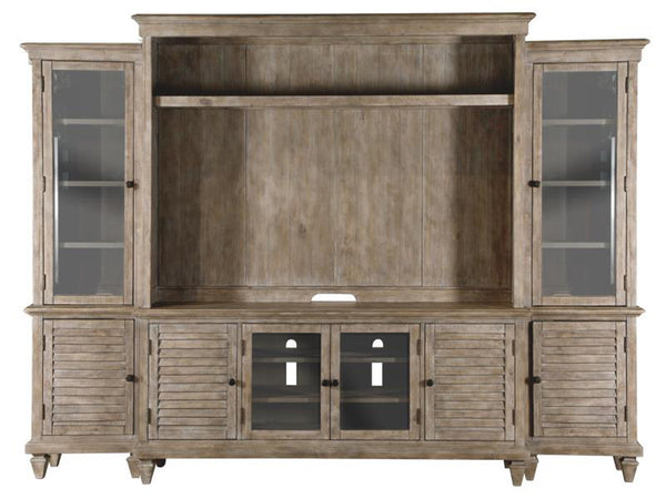 Magnussen Lancaster Entertainment Wall in Dove Tail Grey image