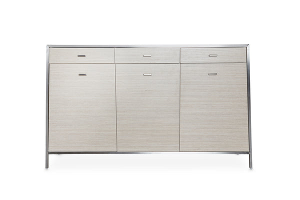 AICO Silverlake Village Sideboard in Washed Oak KI-SLVG007-129