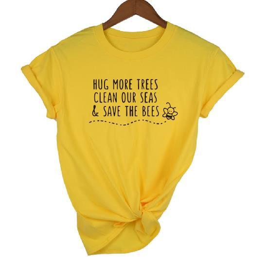 """Hug More Trees"" 