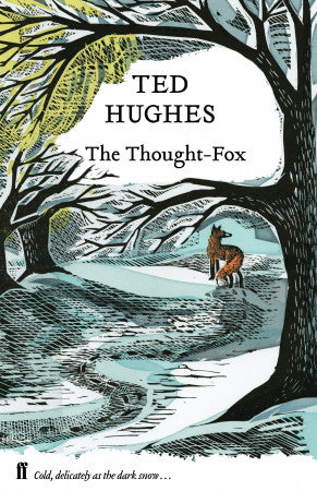 Ssōne x Claire De Rouen Seconds - The Thought Fox by Ted Hughes