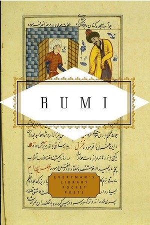 Ssōne x Claire De Rouen Seconds - Everyman's Pocket Library, Rumi