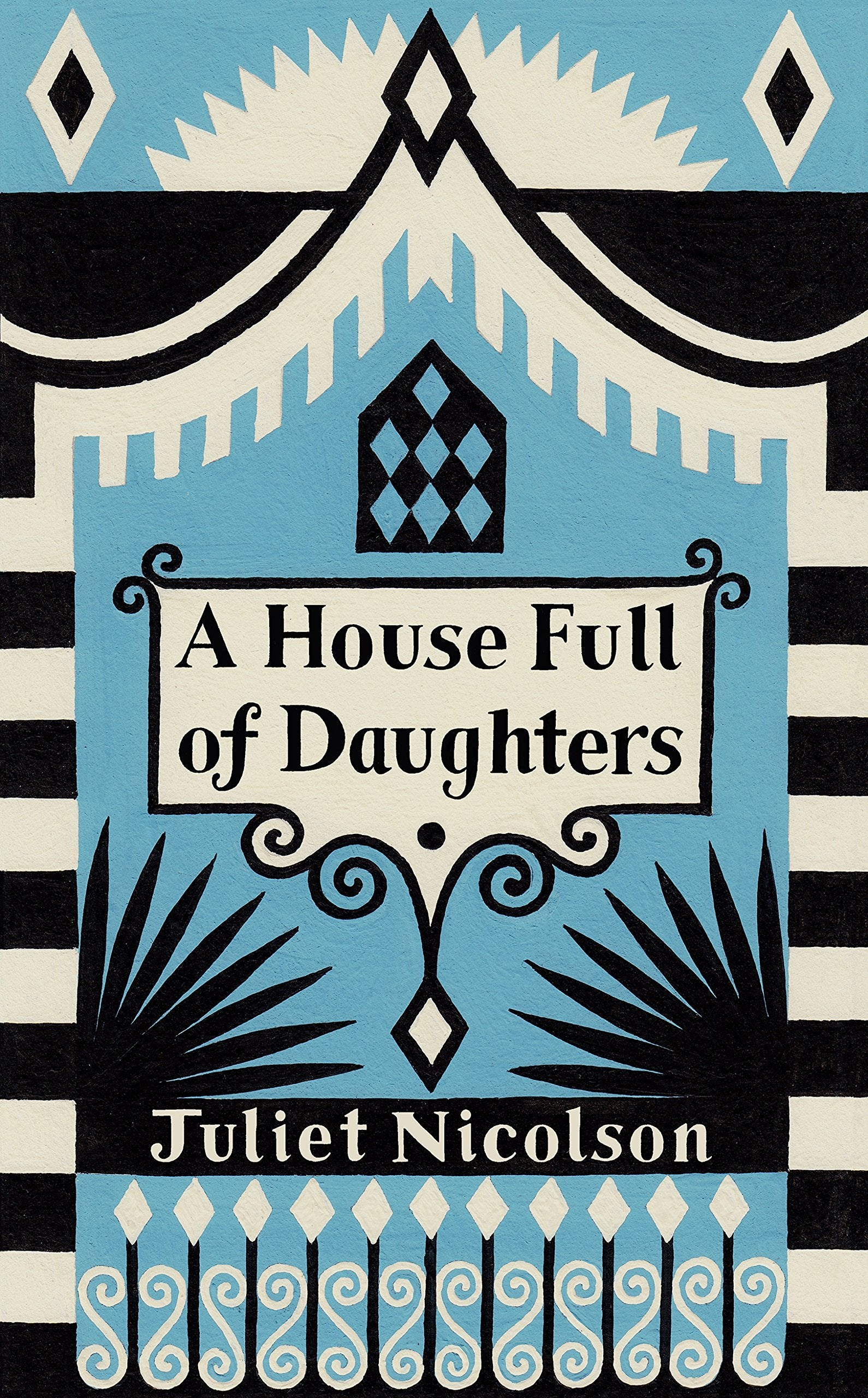 Ssōne x Claire De Rouen Seconds - A House Full of Daughters - Juliet Nicolson