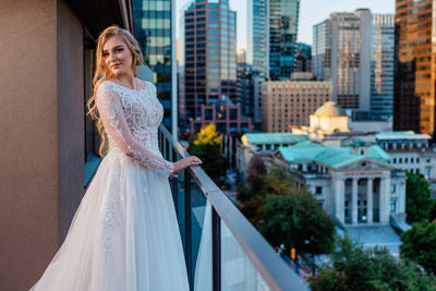 Styled Wedding Shoot at the Wedgewood Hotel & Spa