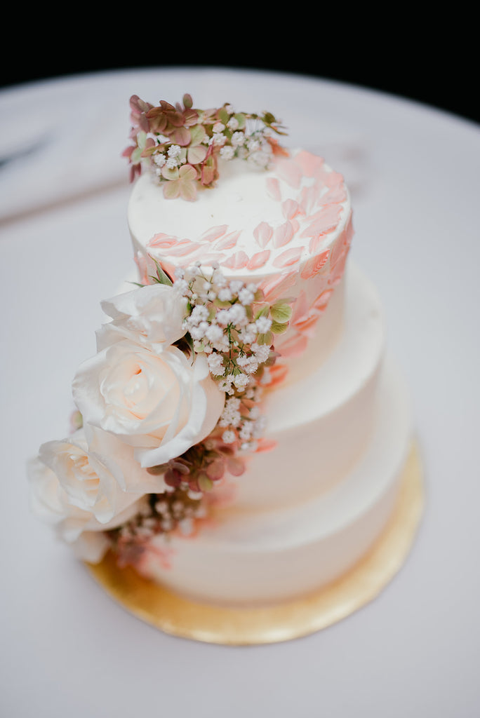 Cake by Mooch wedding cake
