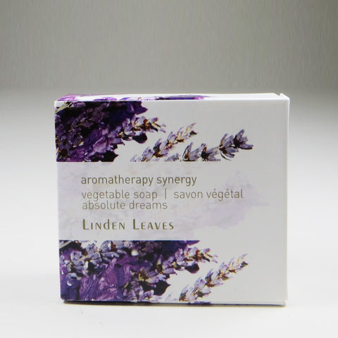 Linden Leaves Aromatheraphy Synergy Absolute Dreams Vegetable Soap