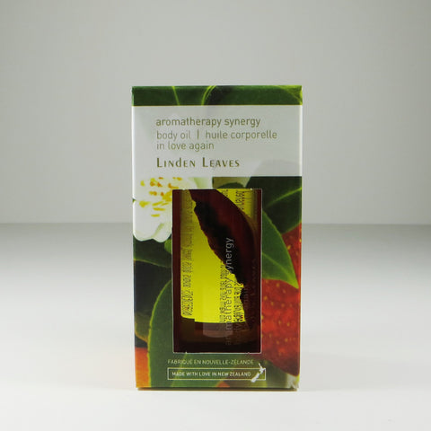 Linden Leaves In Love Again Body Oil 60 ml.