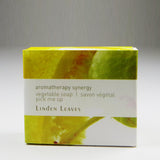Linden Leaves Aromatherapy Synergy Vegetable Soap Pick Me Up