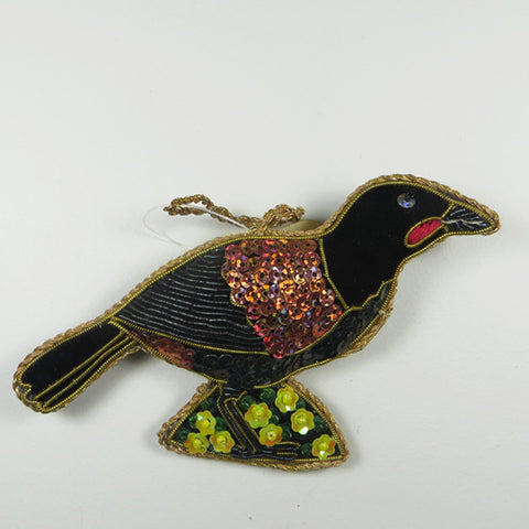 Caroline Mitchell collectible decoration Saddleback.