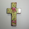 Mixed Media Cross -