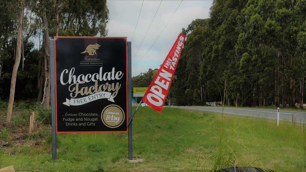 """Amazing Chocolate and Great Friendly Staff"" - Review of Federation Chocolate"