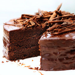 Federation Chocolate - Dark Chocolate Cake