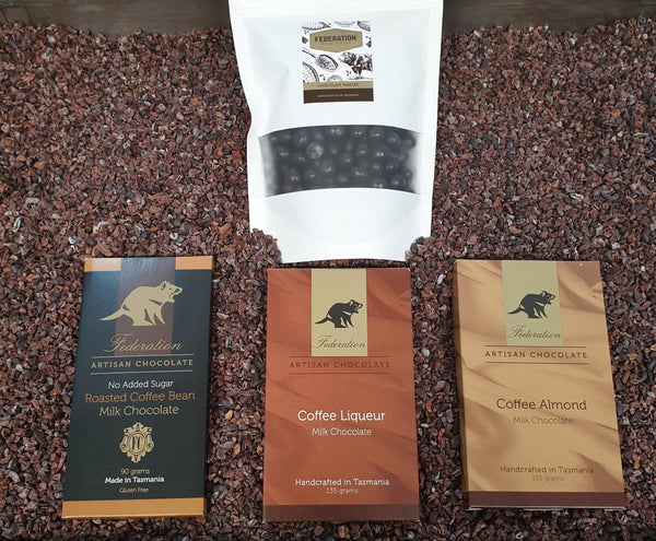 Chocolate & Coffee lovers pack