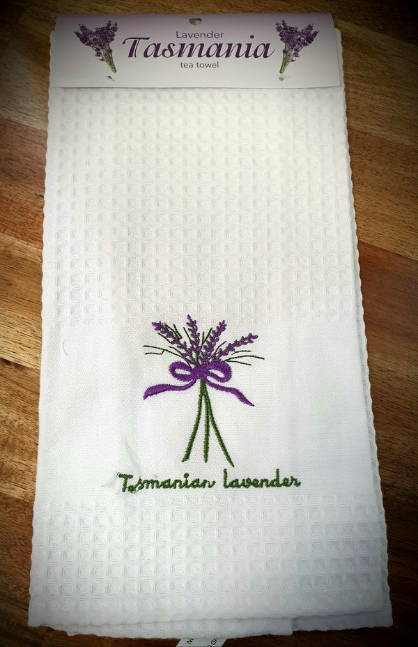 Tea Towel - Lavender