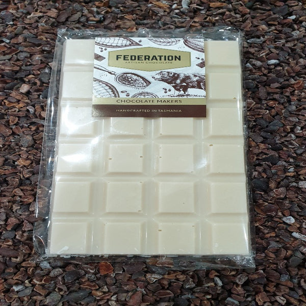 White chocolate made with pure cocoa butter (Chef) Super Special Price