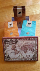 Gift box - 3 Chocolates,  Gift box and Delivery. - Federation Artisan Chocolate - Tasmania