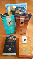 Gift Box - 9 Chocolates,  Gift box and Delivery. - Federation Artisan Chocolate - Tasmania
