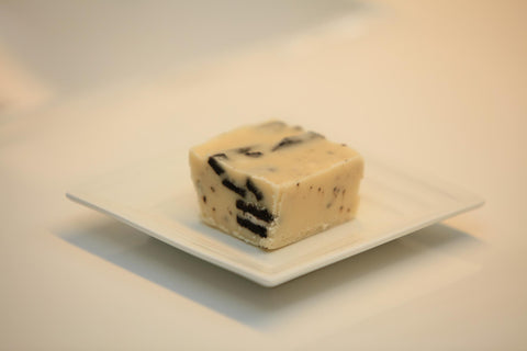 Cookies & Cream Fudgey - Federation Chocolate Tasmania - Federation Artisan Chocolate - Tasmania