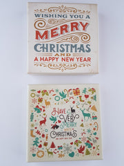 Christmas Milk Chocolate Selection - 2 Box selection With Express Postage