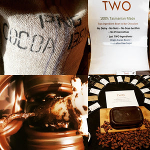 TWO - Bean to Bar Chocolate