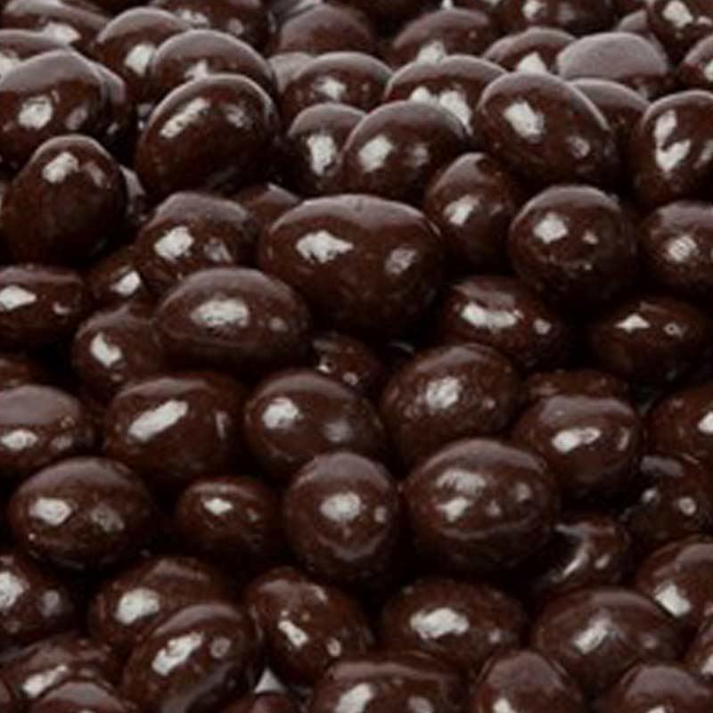 fudgey - Dark Chocolate coated Coffee Beans