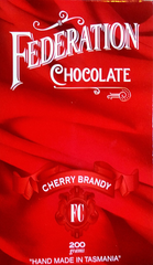 Cherry Brandy Federation Chocolate