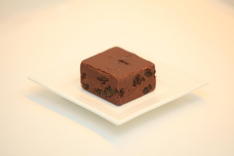 Rum and Raisin Fudgey - Federation Artisan Chocolate - Tasmania