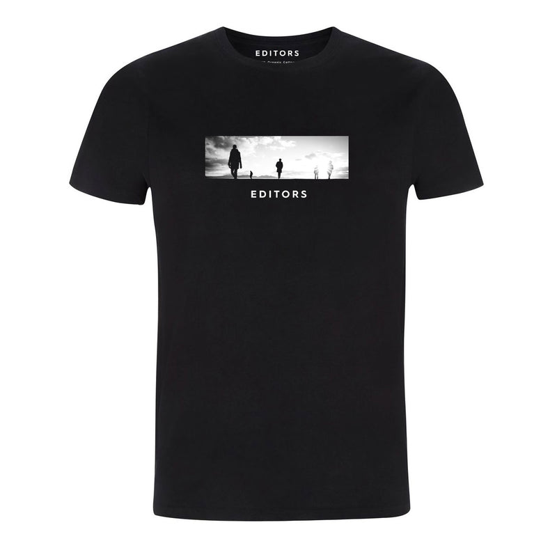 Silhouette Tour Black Tee