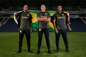 Jamaica Rugby League Clothing