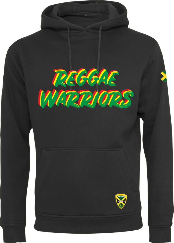 Reggae Warriors Hoodie - Adults