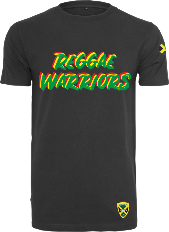 Reggae Warriors T-Shirt - Adults