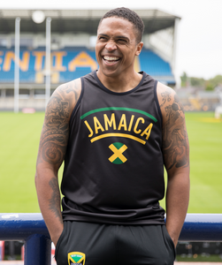 Jamaica Origin Singlet - Juniors