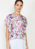 Federation | Peace Top | Floral