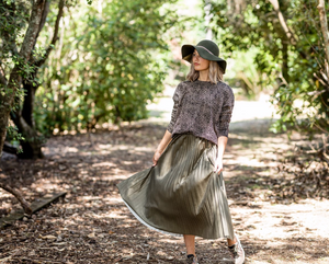 Stella + Gemma | Margot Skirt | Olive