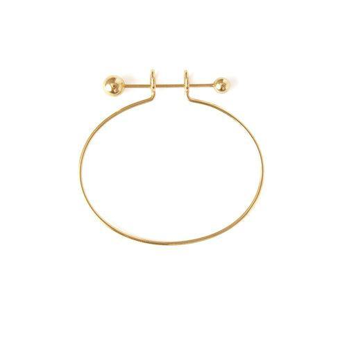 ANNA BANGLE PIERCING, gold